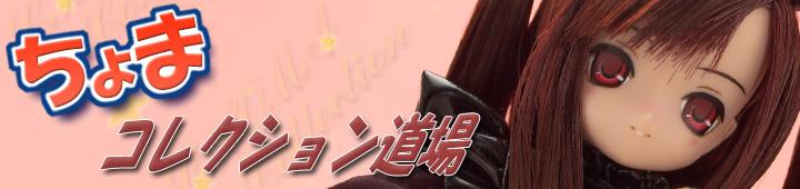 ちょまコレクション道場 -むちぷり魂-(美少女フィギュアレビュー中心気味のブログ)